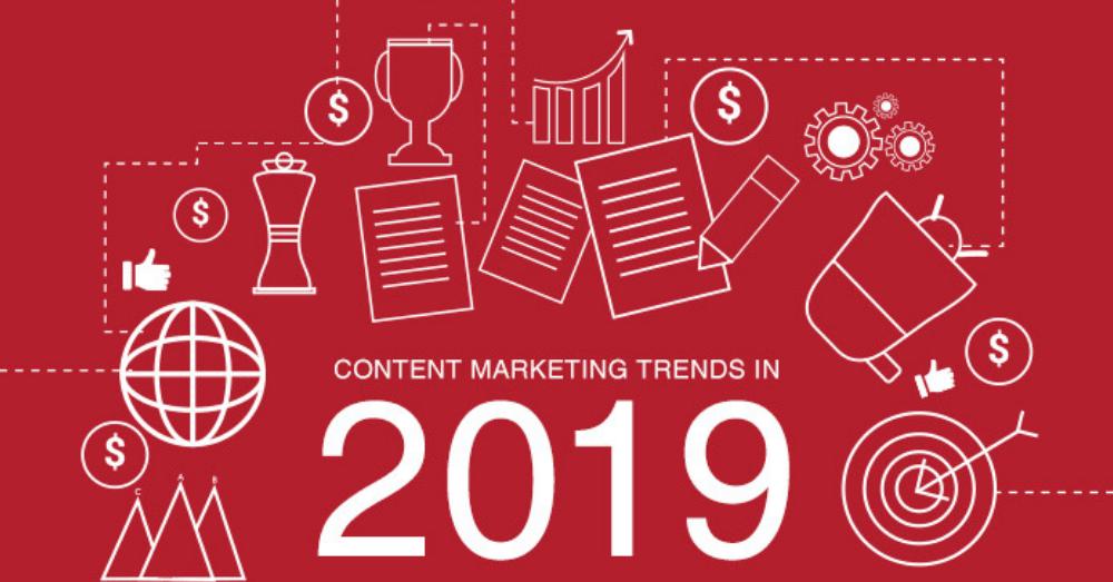 بازاریابی محتوا در سال ۲۰۱۹