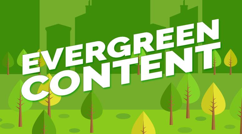 ۱۰۰ ایده کاربردی برای تولید محتوای همیشه سبز