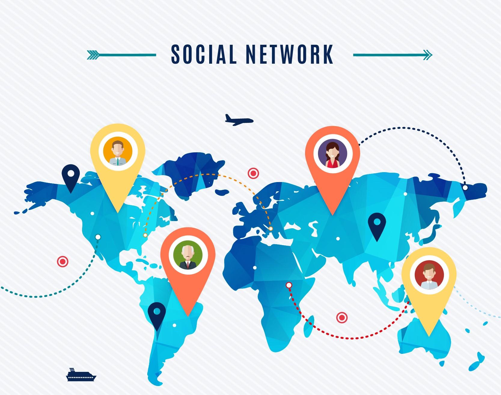 ترندهای بازاریابی شبکههای اجتماعی در سال ۲۰۱۹