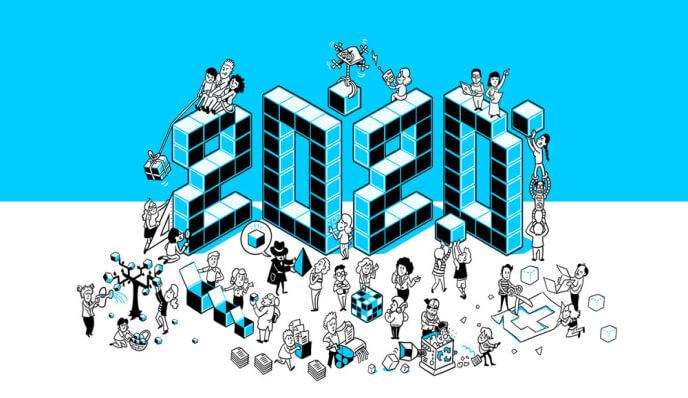 تولید محتوا در 2020