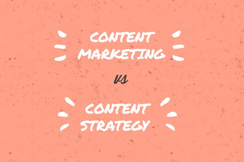 استراتژی محتوا و بازاریابی محتوا چه تفاوتی با هم دارند؟