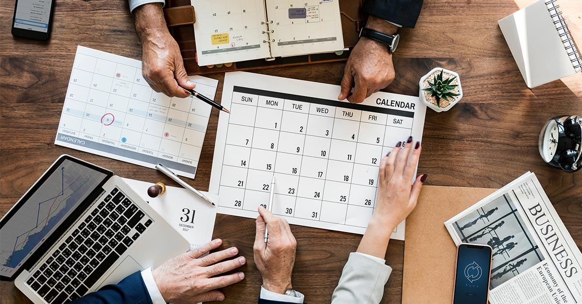 تقویم محتوا چیست؟