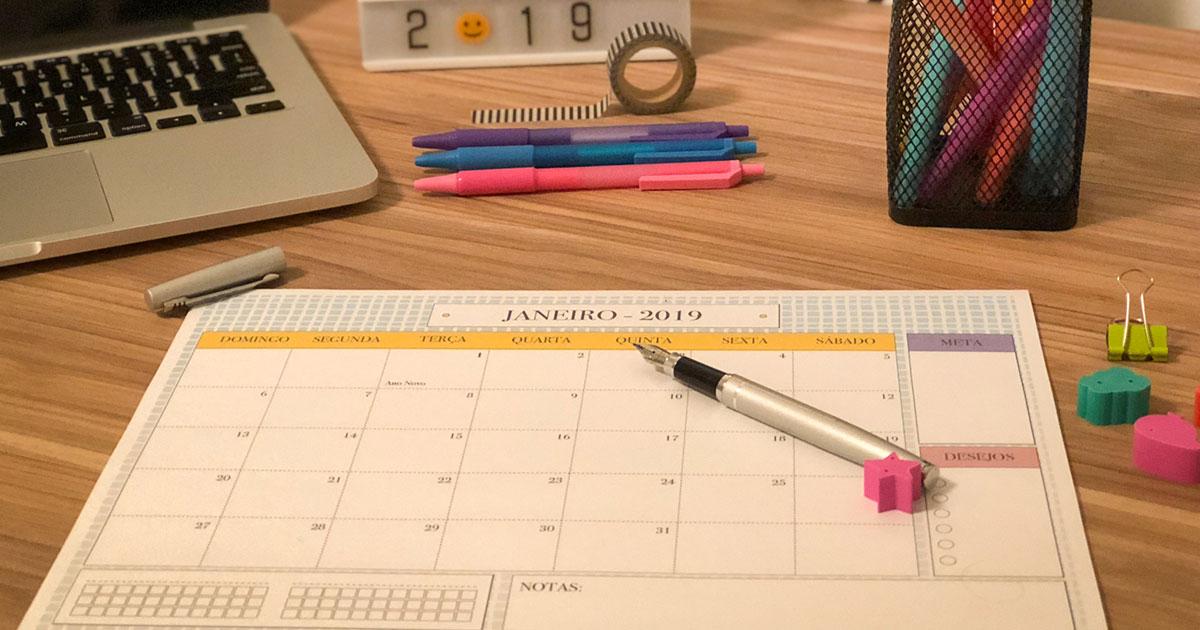ساختن یک تقویم محتوا در سه گام