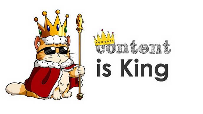چرا محتوا پادشاه است؟