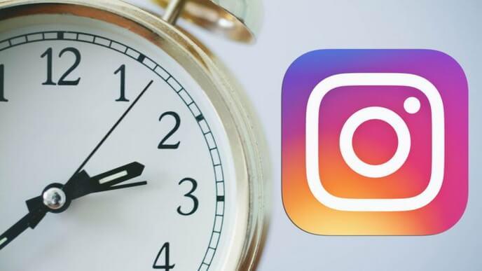 شلوغ ترین ساعات اینستاگرام چه ساعت هایی هستند؟